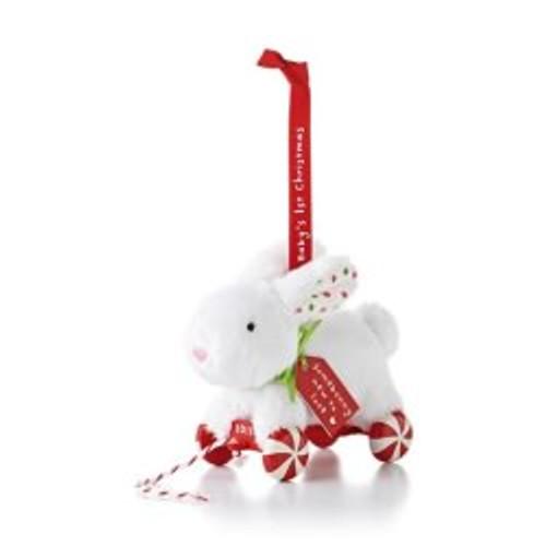 2013 Baby's 1st Christmas - Bunny