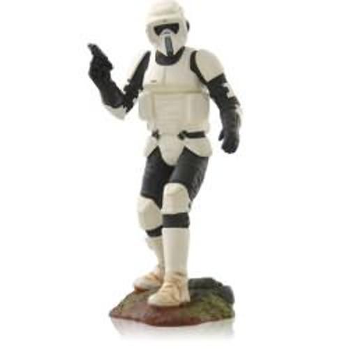 2014 Star Wars #18 - Scout Trooper