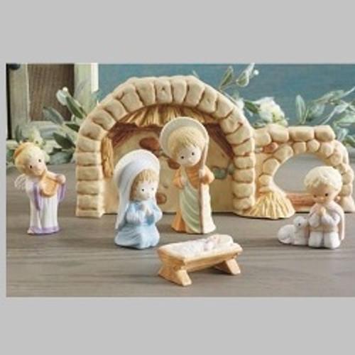 2012 Mary Hamilton Nativity Set