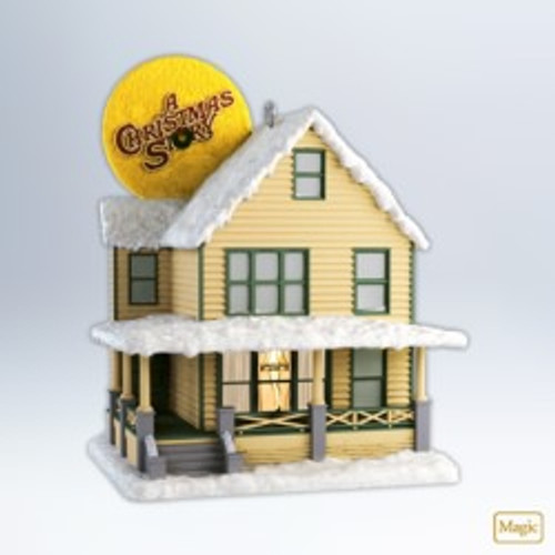 2012 A Christmas Story - The House On Cleveland Street