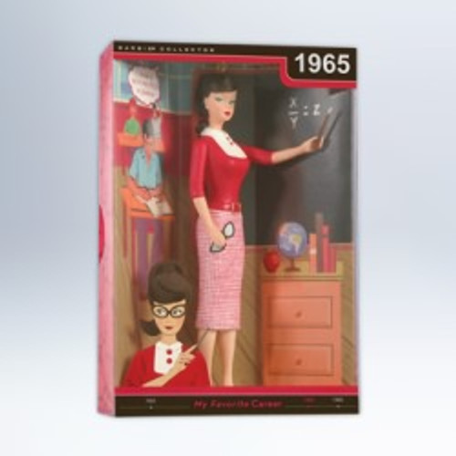 2012 Barbie - Student Teacher