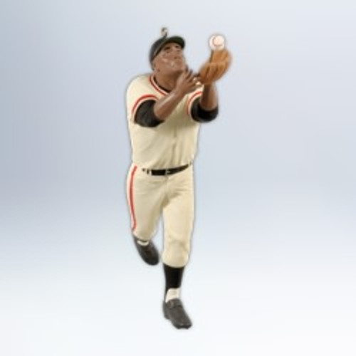 2012 Baseball - The Catch Willie Mays