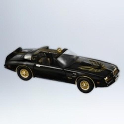 2012 Classic Car #22 - 1977 Pontiac Trans Am Special