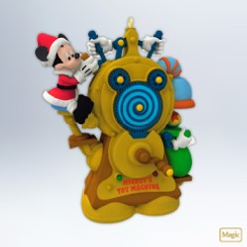 2012 Disney - Mickey's Toy Machine