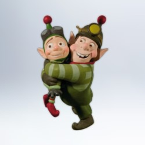 2012 Disney - Prep and Landing - Elf Brothers