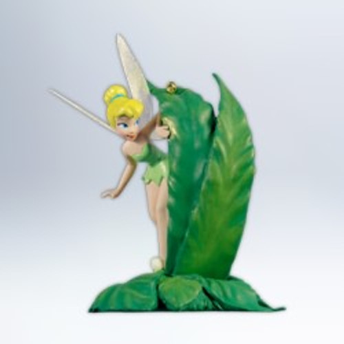 2012 Disney - Tinkerbell - Peeking Pixie