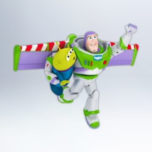 2012 Disney - Toy Story - Buzz To The Rescue!