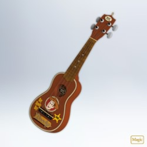 2012 Disney - Toy Story - Woody's Roundup Guitar