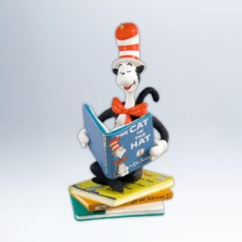 2012 Dr Seuss A Clever Cat