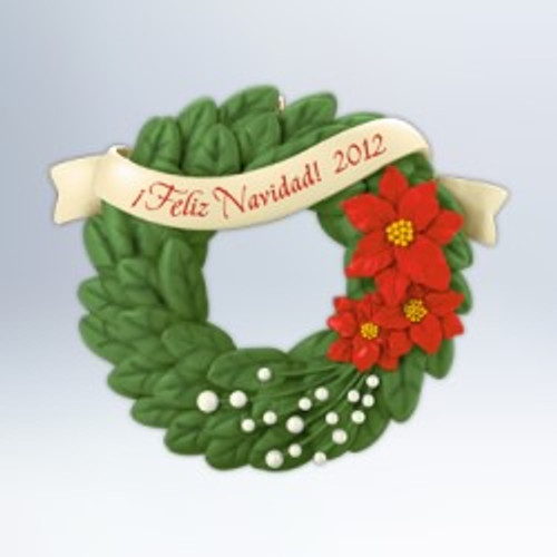 2012 Feliz Navidad