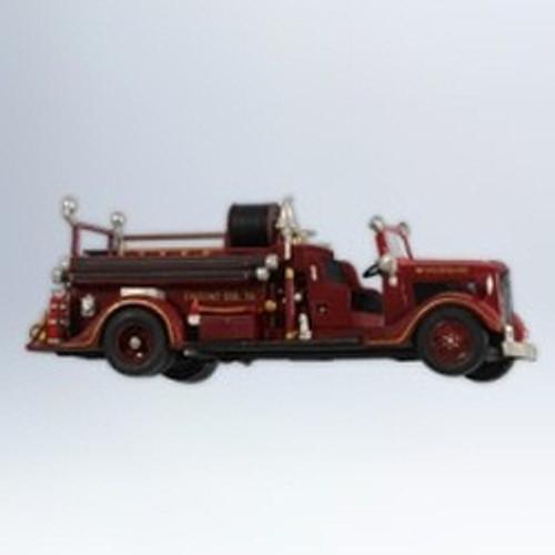2012 Fire Brigade - 1936 Ford Fire Engine #10