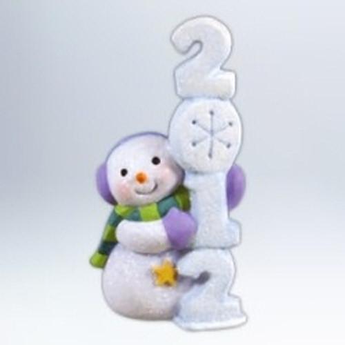 2012 Frosty Fun Decade #3