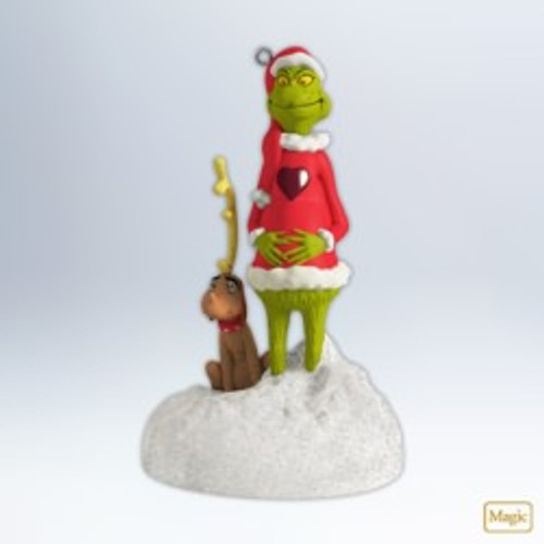 2012 Grinch - The Growing Heart