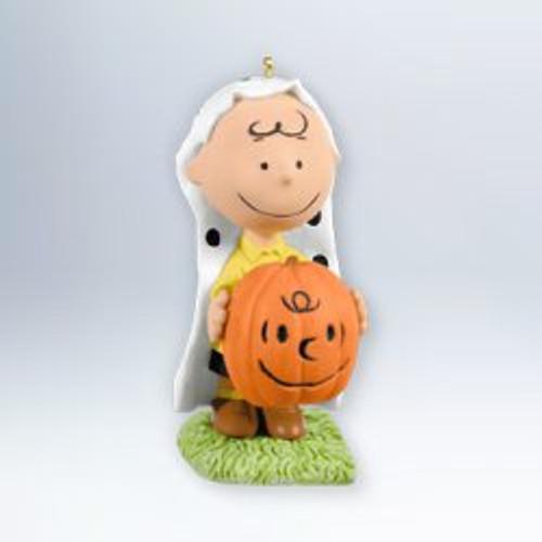 2012 Halloween - Charlie Brown O' Lantern