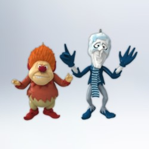 2012 Heat Miser and Snow Miser