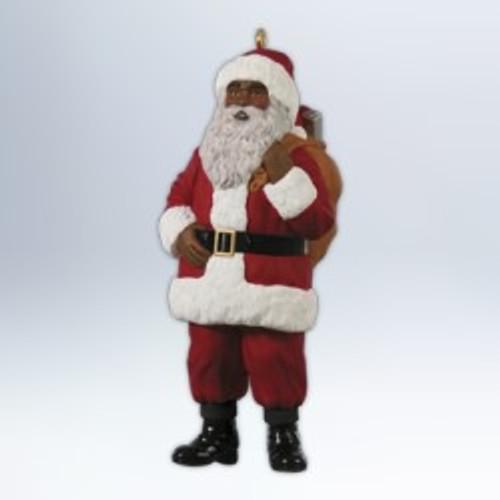 2012 Jolly Santa