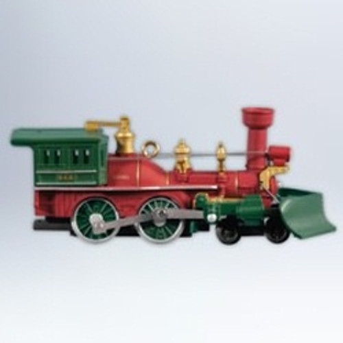2012 Lionel Nutcracker Route Christmas Train #17