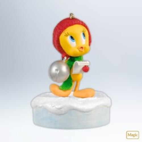 2012 Looney Tunes - Tweety - Season's Tweetings