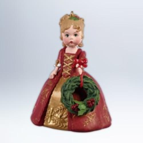 2012 Madame Alexander #17 - Colonial Christmas