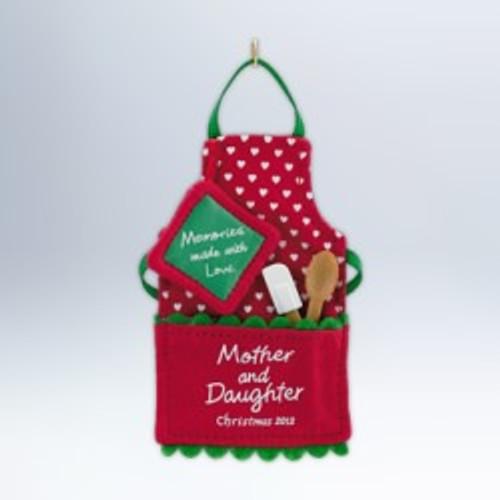 2012 Making Mother-Daughter Memories