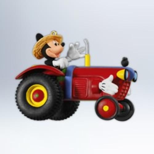 2012 Disney - Mickey Down On The Farm