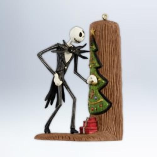 2012 Nightmare Before Christmas - Jack Sneaks A Peek