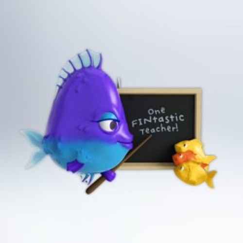 2012 One Fintastic Teacher
