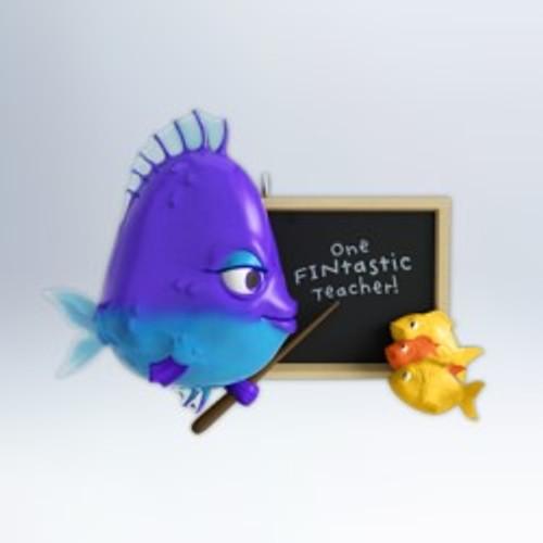 2012 One Fintastic Teacher