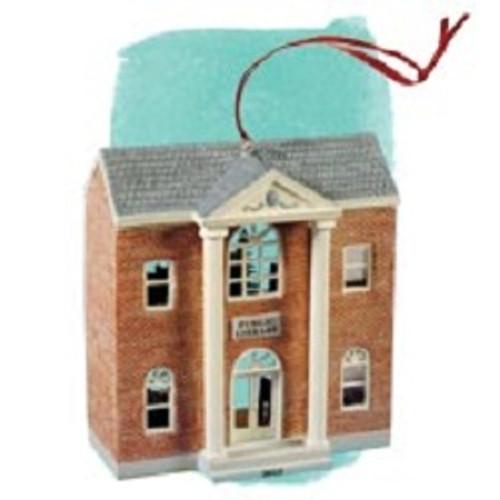 2012 Nostalgic Houses - Public Library