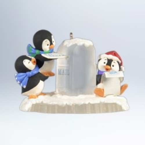 2012 Postal Penguins