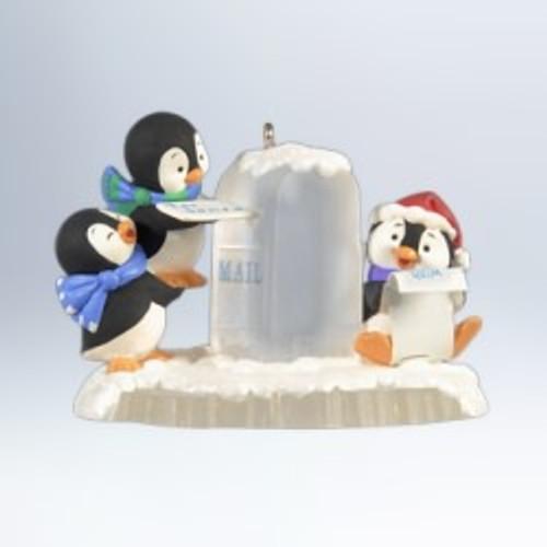 2012 Postal Penguins