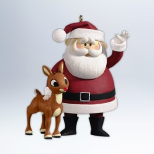2012 Rudolph - Wont You Guide My Sleigh
