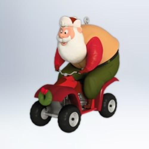 2012 Santa's Atv Adventure