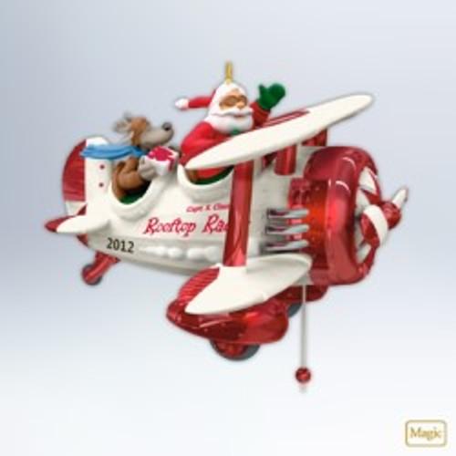2012 Santa's Rooftop Racer