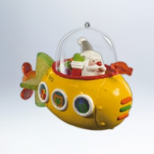 2012 Santa's Sweet Ride #6 - Submarine