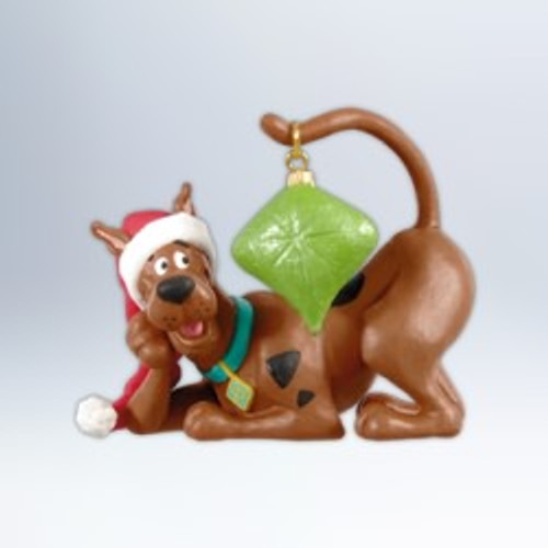 2012 Scooby Doo - Very Merry Scooby