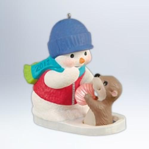 2012 Snow Buddies #15