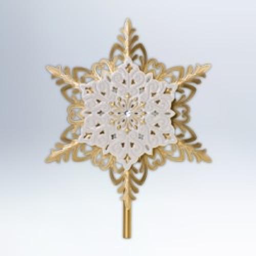 2012 Snowflake Topper