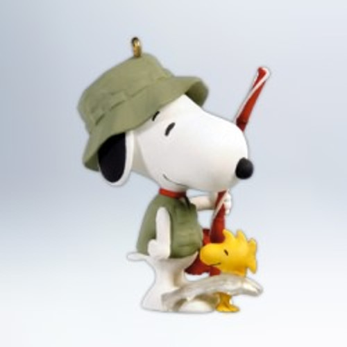 2012 Spotlight On Snoopy #15 - Fisherman