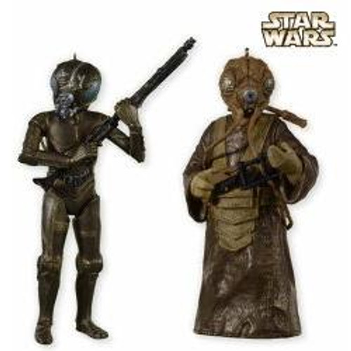 2012 Star Wars - 4-Lom and Zuckuss - SDCC