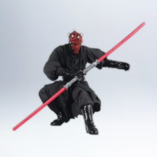 2012 Star Wars - Sith Apprentice Darth Maul
