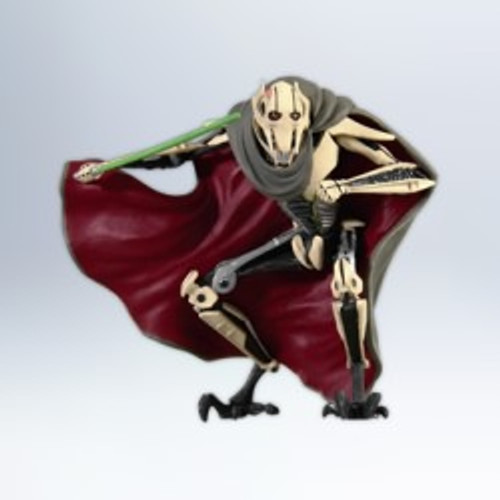2012 Star Wars #16 - General Grievous