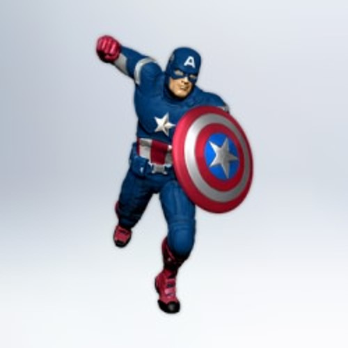 2012 The Avengers - Captain America