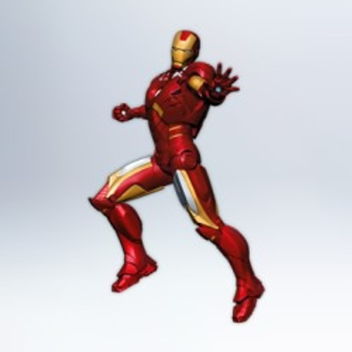 2012 The Avengers - Iron Man