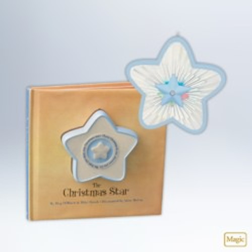 2012 The Christmas Star Storybook and Ornament Set