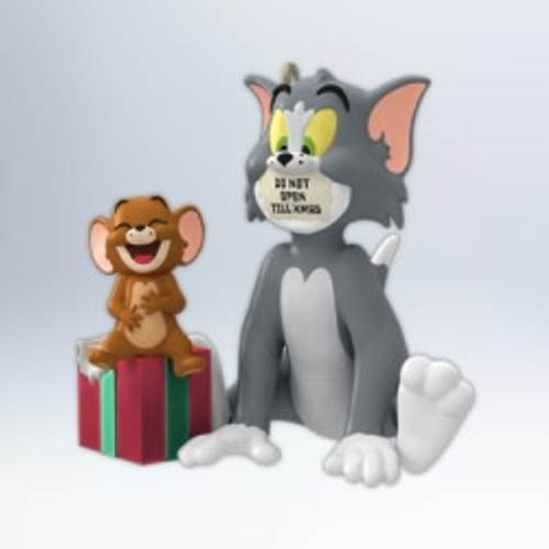 2012 Tom And Jerry - Holiday Hijinks