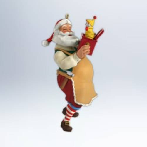 2012 Toymaker Santa #13 - Jack In The Box