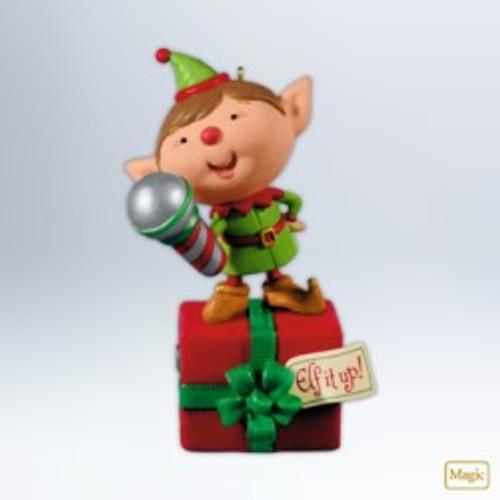 2012 Voice Changing Elf