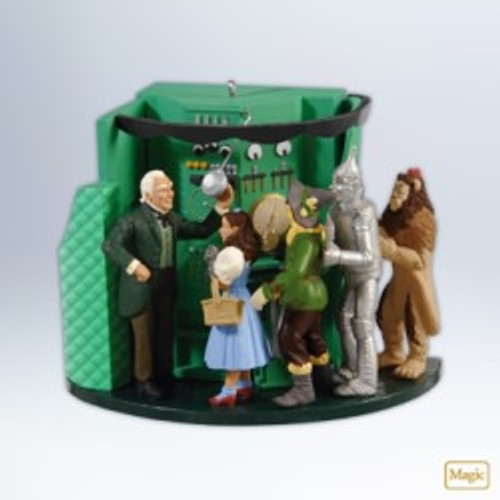 2012 Wizard Of Oz - The Man Behind The Curtain