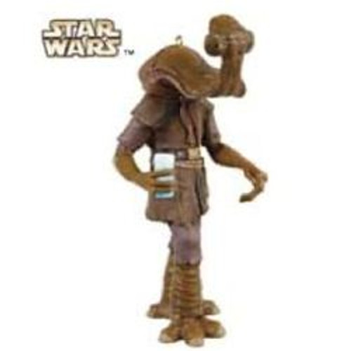 2012 Star Wars - Momaw Nadon - Limited